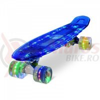 Penny board Feldus 22'' FULL LED ABEC 7 K456E