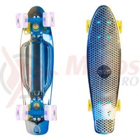 Penny board Worker Mirra 400 22'' cu roti iluminate