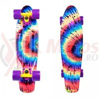 Pennyboard WORKER Colory 22'' curcubeu