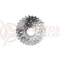 Pinioane GPA Cycle Road 9v 13-23T silver