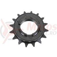 Pinion 1V Shimano SF-MX30 16T 1/2*3/32 Cr-Mo negru