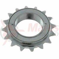 Pinion Freewheel 16 T Silver