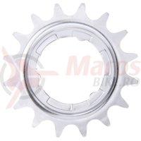 Pinion Shimano pentru butuc cu viteze interne 16T 2.3mm argintiu vrac