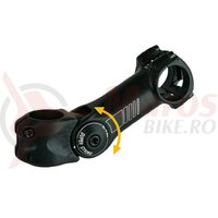 Pipa By.Schulz ProSDS SuperStrong ajustabila,125mm, 31.8mm black