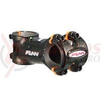 Pipa Funn BOB Chameleon 31,8mm +7grade L:100mm, (cameleon) portocaliu/rosu
