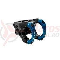 Pipa Funn Equalizer, 31,8mm, ridicare 10, 1-1/8, Ext:35mm, negru/albastru, AM