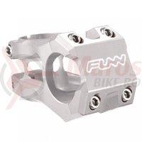 Pipa Funn Strippa DJ/DH/FR 31,8mm L45mm argintiu anodizat