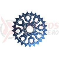 Placa BMX Eastern Bikes Medusa 25T blue