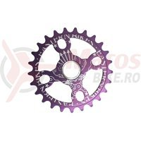 Placa BMX Eastern Bikes Medusa Light 25T purple