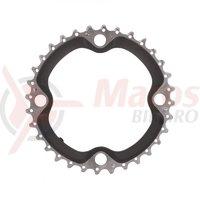 Placa pedalier Shimano FCM660 32T 4 suruburi C
