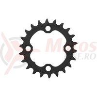 Placa pedalier Shimano FCM770 9v 22 dinti neagra
