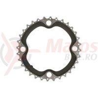 Placa pedalier Shimano SLX FC-M660 32T, 9V