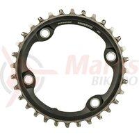 Placa pedalier Shimano SLX FC-M7000 32T 4 suruburi