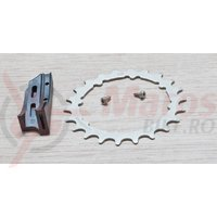Placa Truvativ HammerSchmidt Chain Ring / Guide 22T Kit