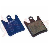 Placute de frana BBB compatibile Hope moto V2 organice E