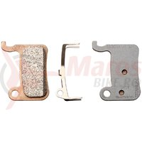 Placute de frana Shimano BR-M975 M06TI metal & arc/split pin