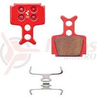 Placute frana Cube Formula Mega/R1/RX metalice