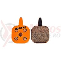 Placute frana disc Cox DBP-03.81-R