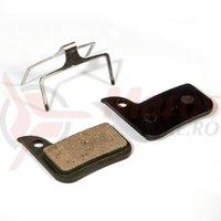 Placute frana disc Fibrax ASH997 Sram-Avid Red-Apex-Rival, Level-TLM-Ultimate semi-metalice