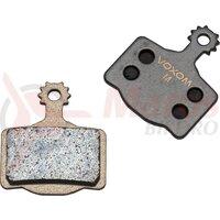 Placute frana disc Voxom BSC16S Magura MT2/MT8 : metalice