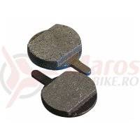 Placute frana Fibrax ASH925 semi-organice Promax DSK -400/DSK-610J & XNINE system