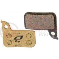 Placute frana Jagwire Mountain Pro (DCA101) semi-metalice compatibile Sram Red