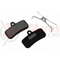 Placute frana metallic carbon pentru shimano br-m640/810/820/9120, 1 pair