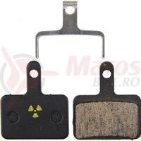 Placute Frana Nukeproof Pentru Shimano M515-M525, Tektro Metalice