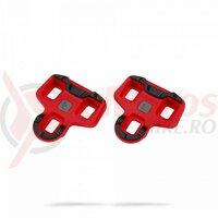 Placute pedale BBB BPD-04A MultiClip 7 grade Rosii
