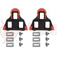 Placute pedale Shimano SM-SH10 rosu/negru