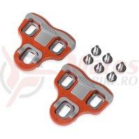 Placute pedale XLC PD-X06 pentru pedale Look 6 grade rosii