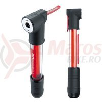 Pompa mana Topeak MiniRocket iGlow TIG-MR02