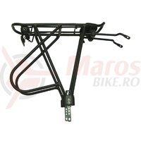 Portbagaj Bikefun 24-28 aluminiu negru