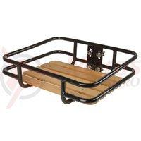 Portbagaj Ventura metal/lemn montare fata 18kg.