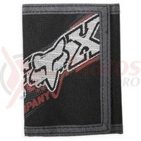 Portmoneu Fox M-V-Accessories Chop Suey Wallet black