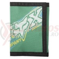 Portmoneu Fox M-V-Accessories Chop Suey Wallet green