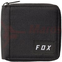 Portofel Fox Machinist Wallet black