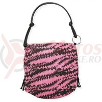 Poseta Fox G-V-Purse Tongue Tied Purse black