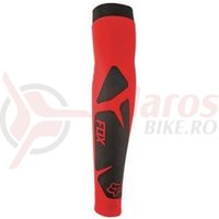 Prelungiri brate Fox MTB-Guards Arm Warmer red