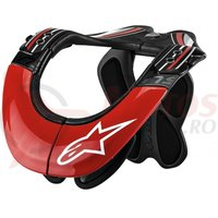 Protectie Alpinestars BNS Tech Carbon Neck support anther