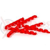 Protectie cadru-camasi Fibrax X6 Spiral FCM1005B spirala rosii