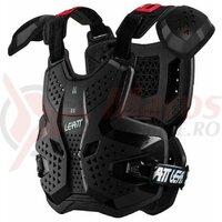 Protectie corp Leatt 3.5 Pro Black