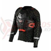 Protectie corp Leatt Body Protector 4.5 Jr Black