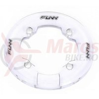 Protectie foaie angrenaj Funn Bash Guard Policarbonat BCD104mm ptr.32/34T