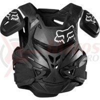 Protectie Fox Airframe Pro Jacket, Ce [Blk/Wht]