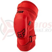 Protectie Fox Launch Pro D3O Knee Guard red