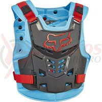 Protectie Fox Mx-Guard Proframe Lc, Ce Blue/Red
