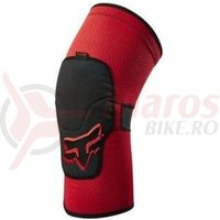 Protectie Fox MX-Guards Launch Enduro Knee Pad red