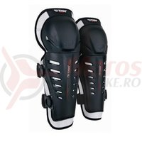 Protectie Fox Titan Race Knee/Shin grd CE black