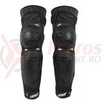 Protectie Leatt Knee and Shinguard EXT black